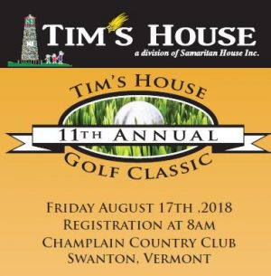 11th Annual Tim's House Golf Classic