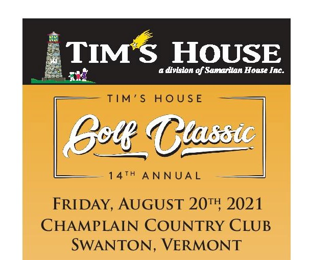 2021 Tim's House Golf Classic